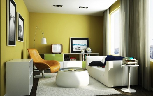 28-Yellow-green-Living-Room