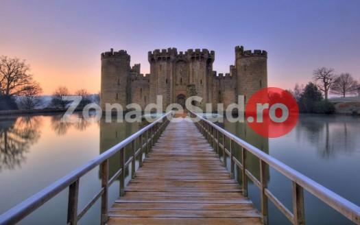 Bodiam, castelul de poveste » Zona de Sud.4