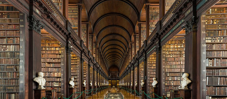 O biblioteca de 300 de ani » Zona de Sud.3
