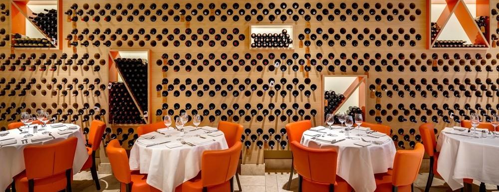 Restaurantul cu zid de vin » Zona de Sud.6